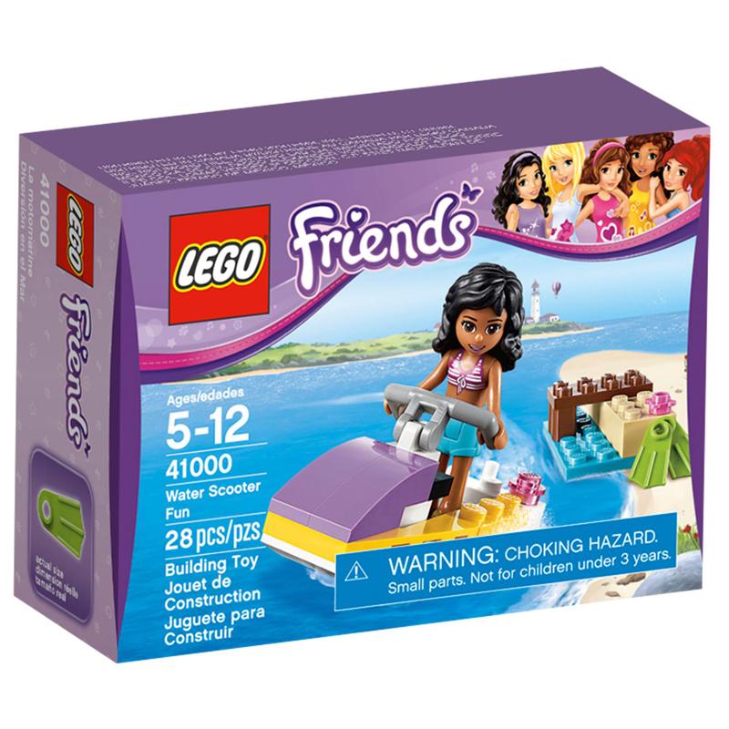 LEGO Friends 41000 - Xep hinh ca no vui nhon