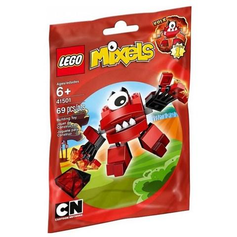 Mo hinh LEGO Mixels sinh vat Vulk - 41501