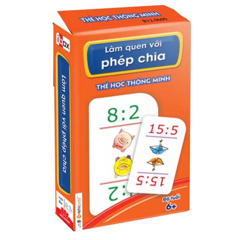 The hoc thong minh - Lam quen voi Phep chia