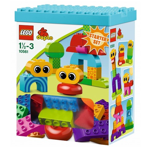 Do choi LEGO 10561 xep hinh Bo Lap Rap Khoi Dau