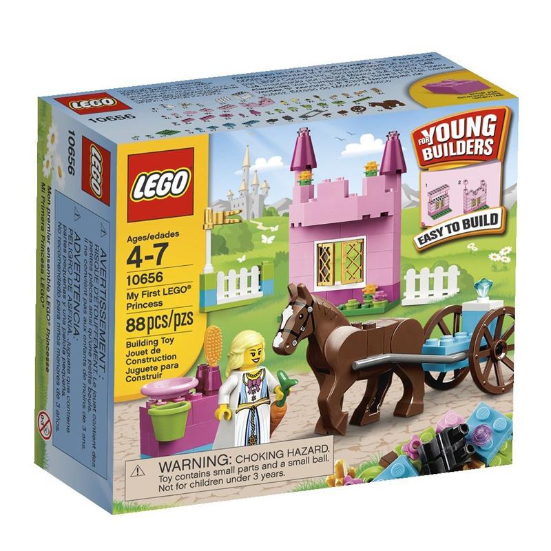 Do choi LEGO 10656 xep hinh Bo Lap Rap Chu De Cong Chua