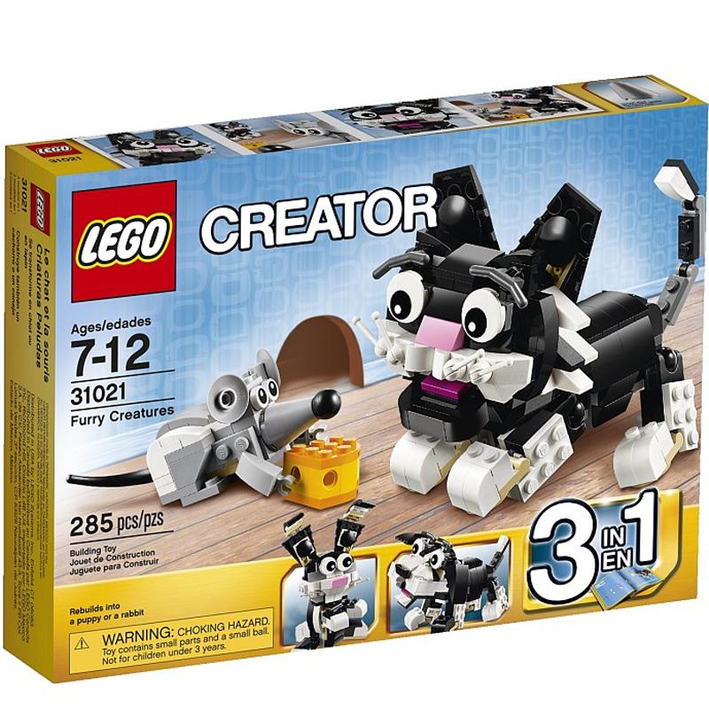 Do choi Lego 31021 - Thu Nho Dang Yeu