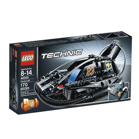 Do choi LEGO 42002 xep hinh  Hovercraft & Plane LEGO- tau dem khi