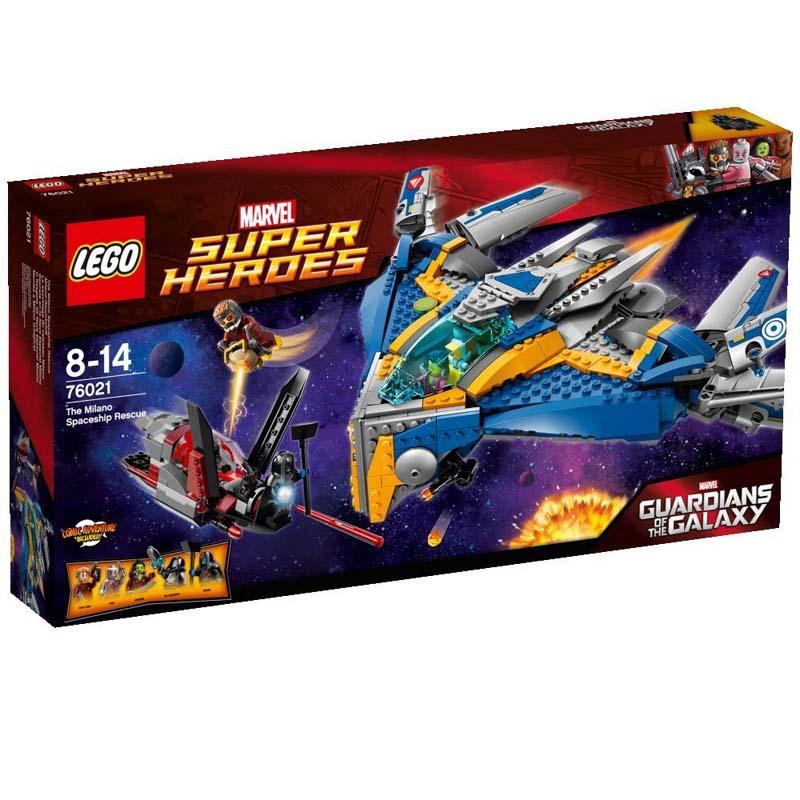 Do choi LEGO 76021 - Giai Cuu Phi Thuyen Milano