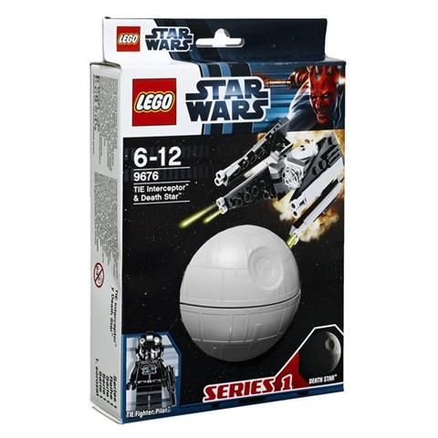Do choi lego Star Wars 9676 - May Bay Chien Dau Cua TIE Va Hanh Tinh Chet