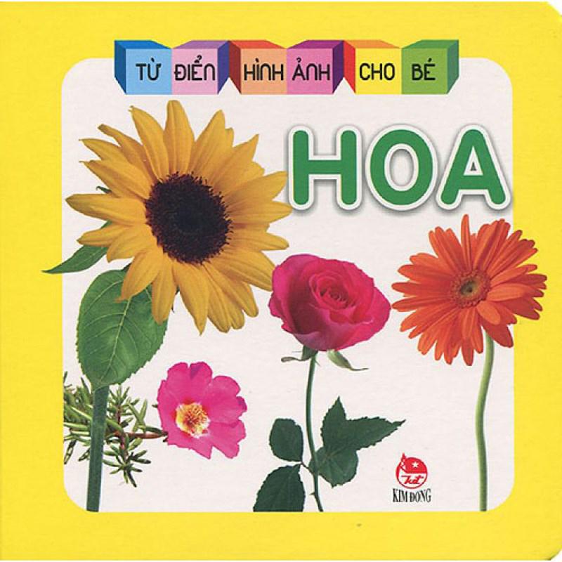 Tu dien hinh anh cho be - Hoa