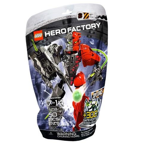 LEGO 6218 xep hinh Hero Factory 4.0 Splitface