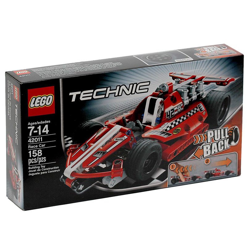 LEGO Technic 42011 - Do choi  xep hinh xe dua