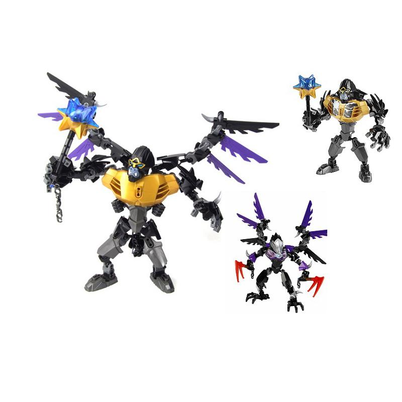 Combo Lego Chima 70202 Chi Gorzan + 70205 Chi Razar
