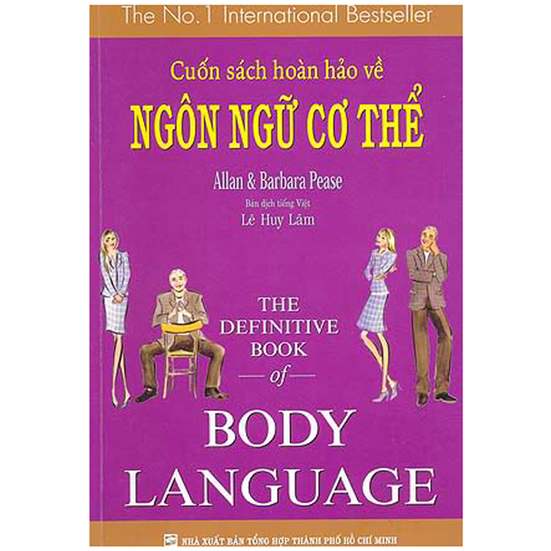 Cuon sach hoan hao ve ngon ngu co the (Tai ban)