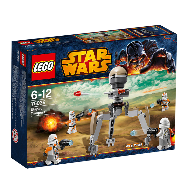 Do choi Lego 75036 - Utapau Troopers