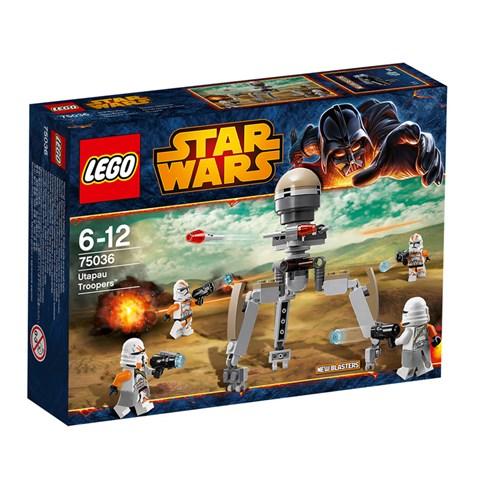 Do choi Lego 75036 - Utapau Troopers