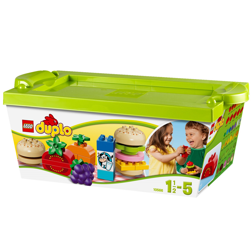 Do choi Lego Duplo 10566 - Tiec Picnic cua be