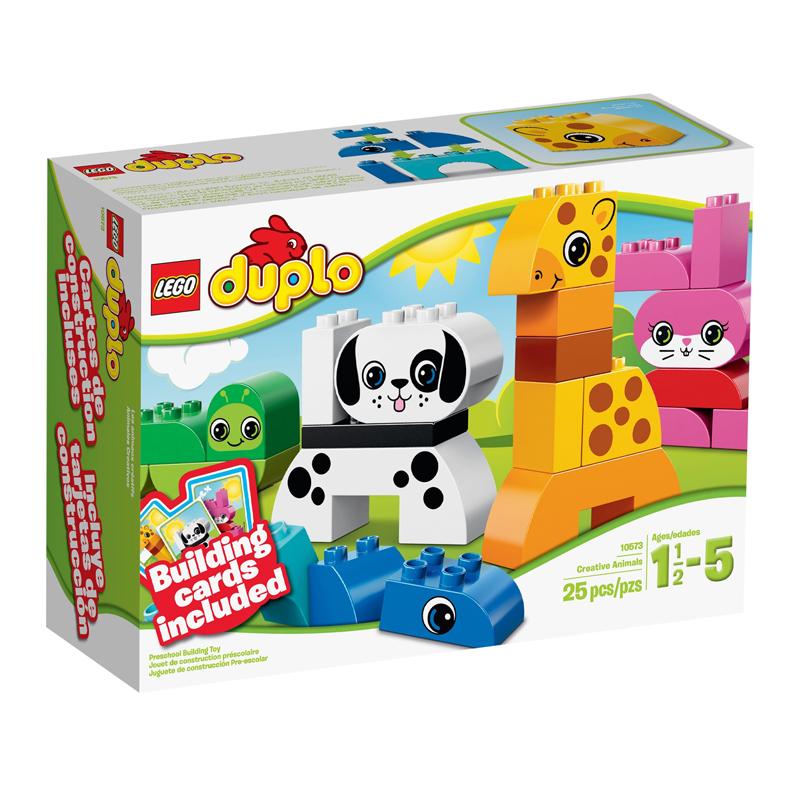 Do choi Lego Duplo 10573 - Vuon thu cua be