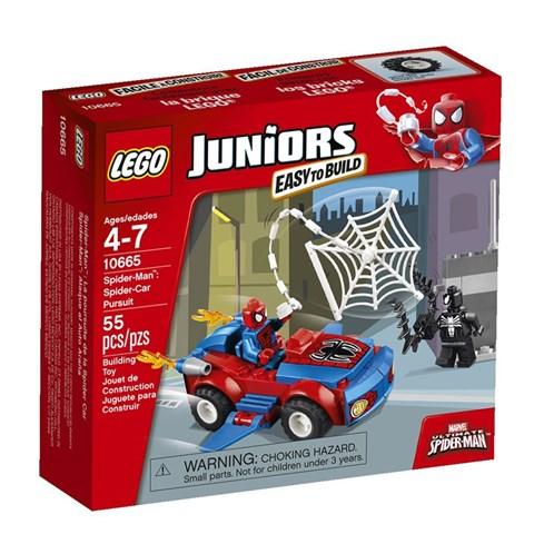 Do choi Lego Juniors 10665 - Nguoi nhen chong lai Viper