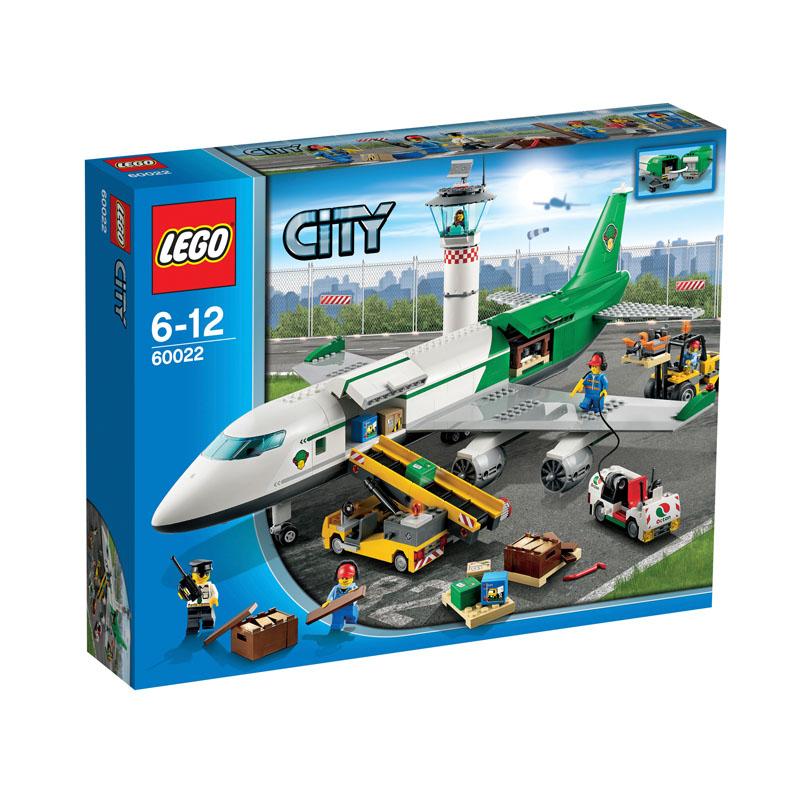 Do choi xep hinh LEGO 60022 - Chuyen co van tai