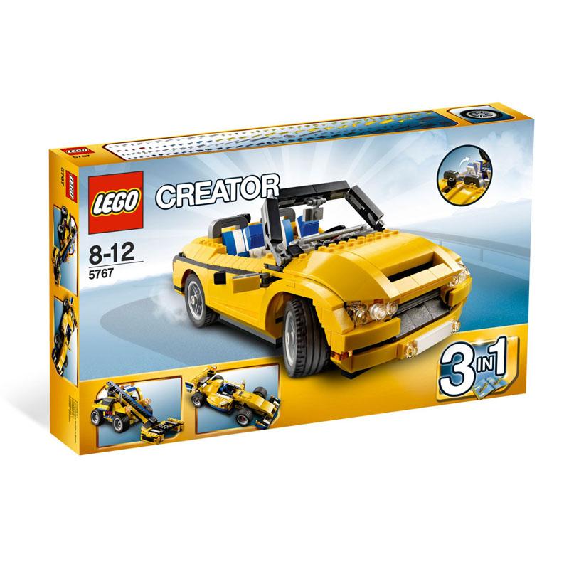 LEGO 5767 - Do choi xep hinh xe the thao cuc ngau