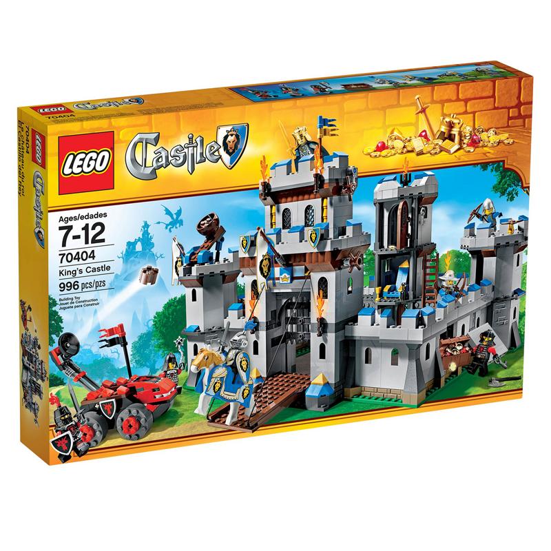 LEGO 70404 Castle - Xep hinh lau dai nha vua