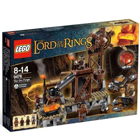 LEGO 9476 - Quan doi bong toi cua Saruman