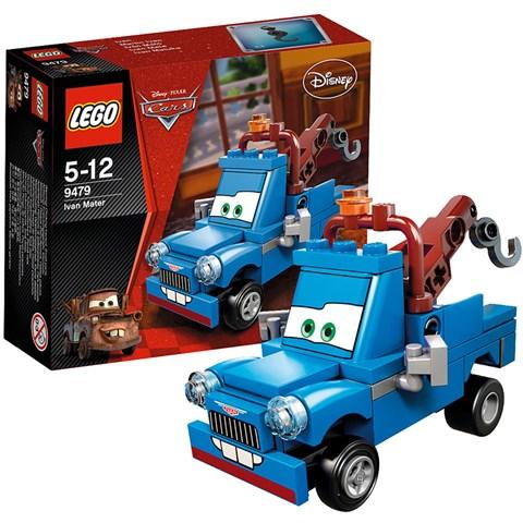 LEGO 9479 Racers -Mater kieu Lien Xo