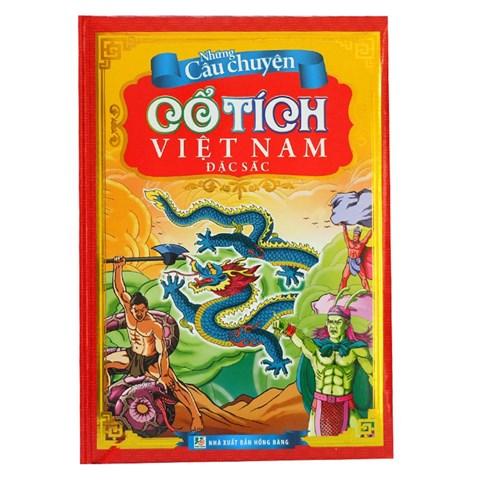 Nhung cau chuyen co tich Viet Nam dac sac