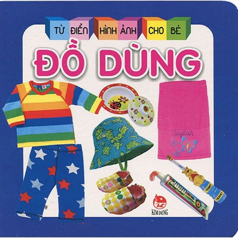 Tu dien hinh anh cho be - Do dung
