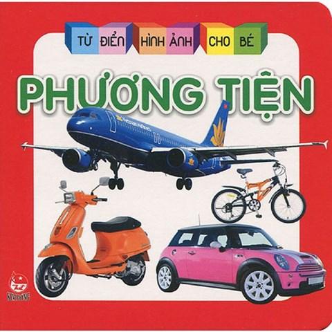 Tu dien hinh anh cho be - Phuong tien