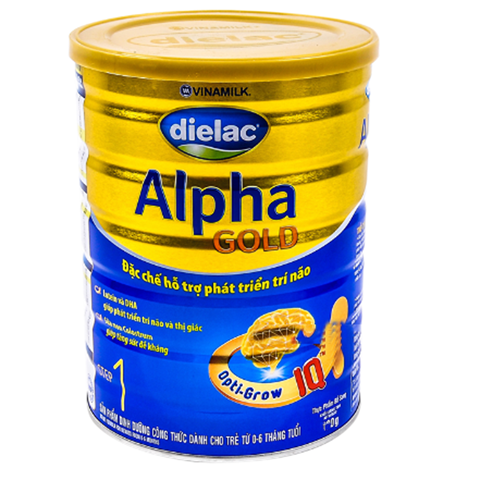 Sua Dielac Alpha Gold step 1 (900g)