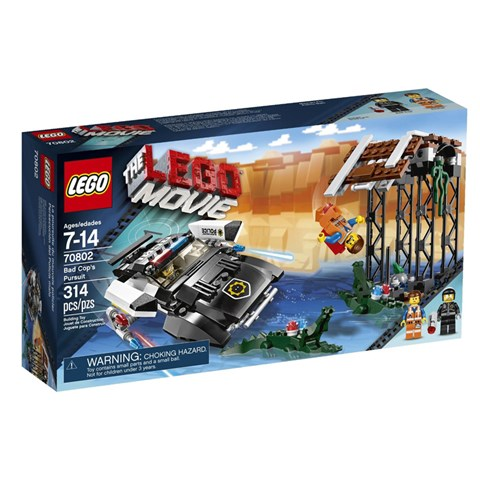 Do choi Lego 70802 - Canh sat vu tru