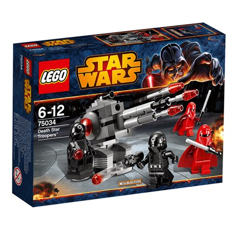 Do choi Lego 75034 - Sung may cua Death Star