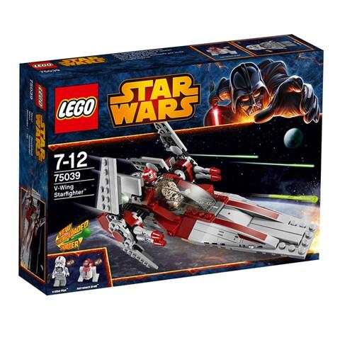 Do choi Lego 75039 - Phi thuyen V-Wings