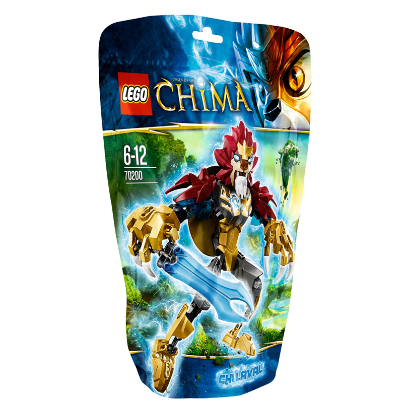 Do choi LEGO chima 70200 - Xep hinh ChI Laval