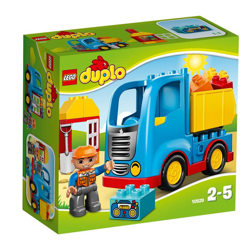 Do choi Lego Duplo 10529 - Xe tai xay dung