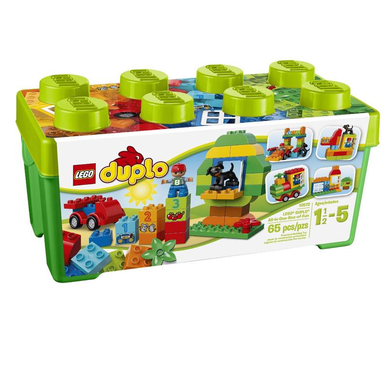Do choi Lego Duplo 10572 - Nha cua Tom
