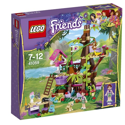 Do choi LEGO Friends 41059 - Nha cay trong rung