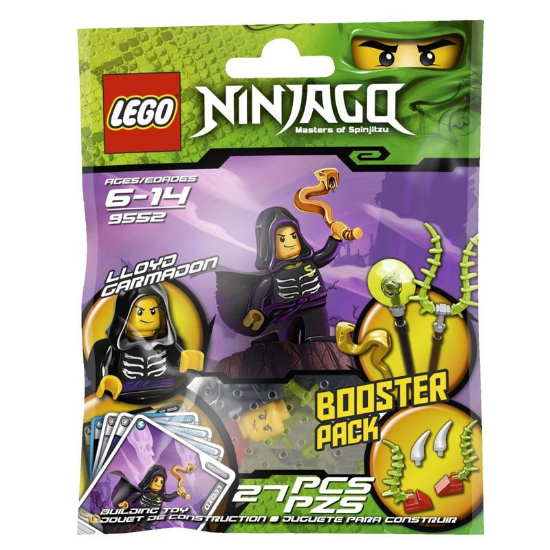 Do choi Lego Ninjago 9552 - Dung si Lloyd Garmadon