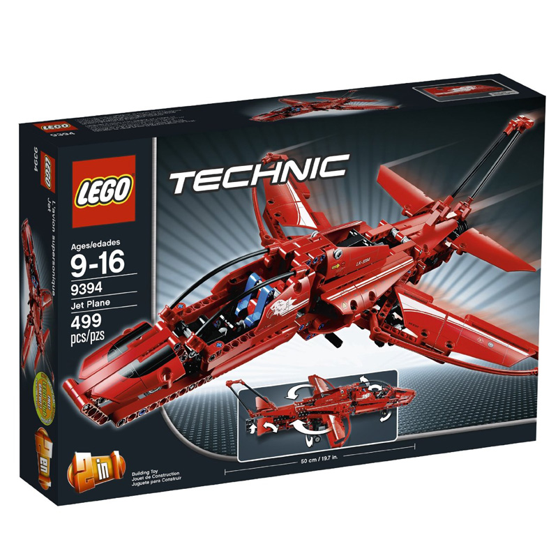 Do choi Lego Techinic 9394 - May bay phan luc