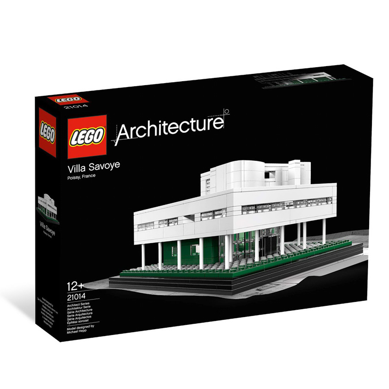 LEGO 21014 Biet thu Savoye
