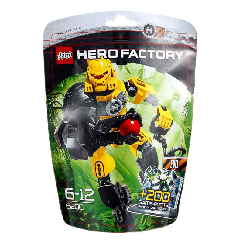 LEGO 6200 xep hinh Hero Factory EVO V29