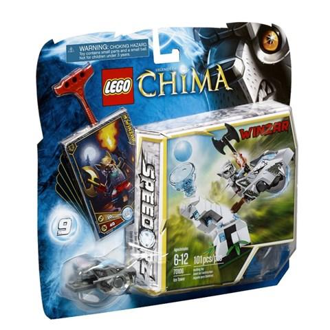 lego 70106 -  Chima thap bang