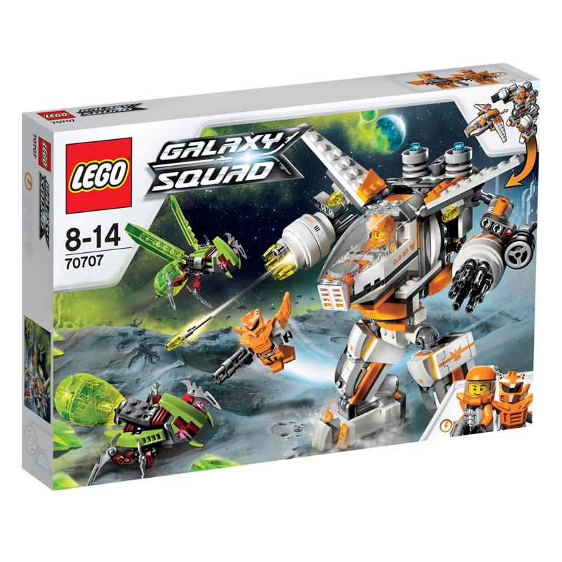 LEGO 70707 Galaxy Squad - Ro bot chien dau CLS - 89