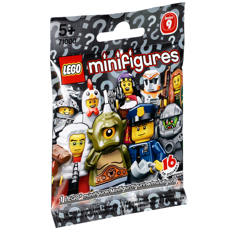 LEGO 71000 xep hinh Collectible Minifigures