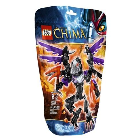 LEGO Chima 70205 - Xep hinh CHI Razar V29