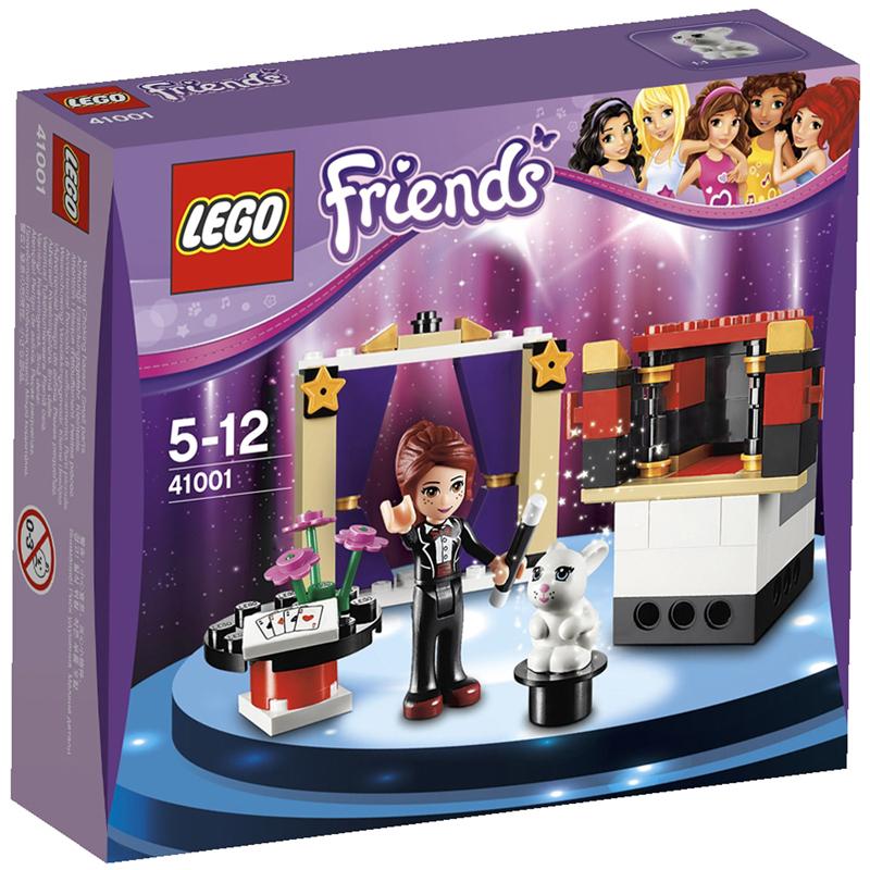 Do choi LEGO 41001 - Xep hinh ao thuat gia Mia
