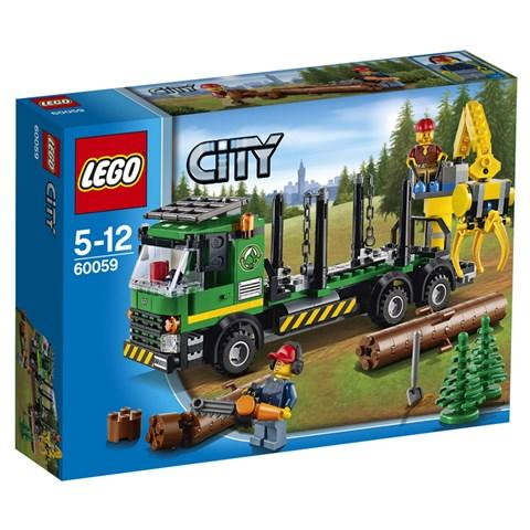 Do choi Lego 60059- Xe tai cho go