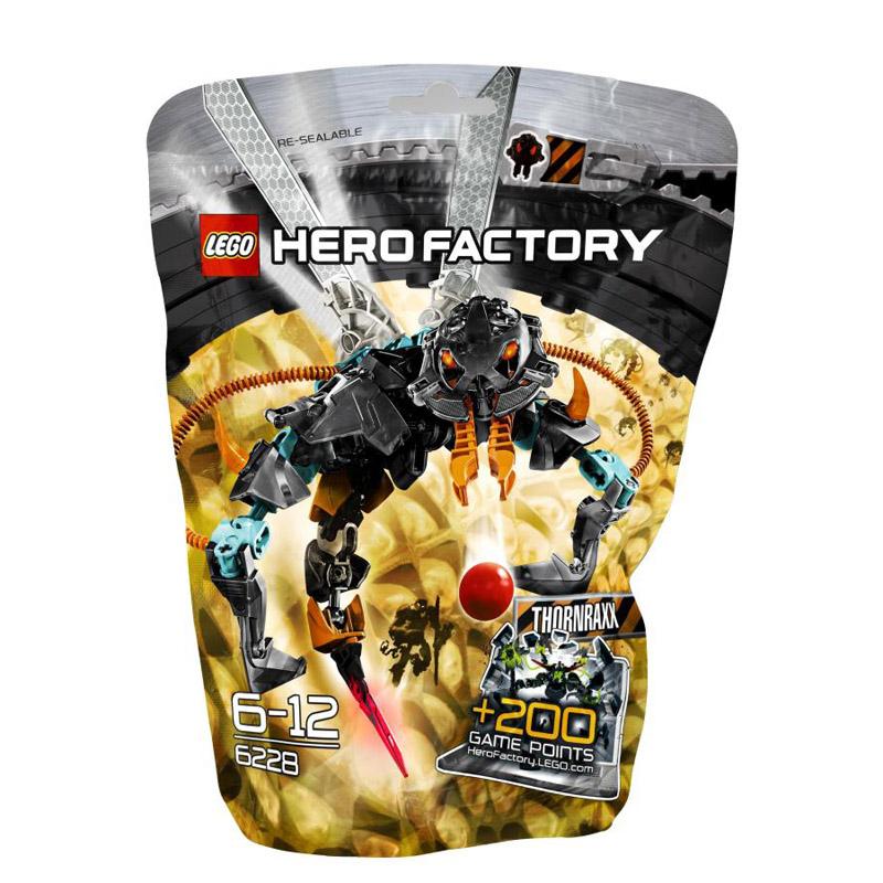 Do choi LEGO 6228 xep hinh Thornrax