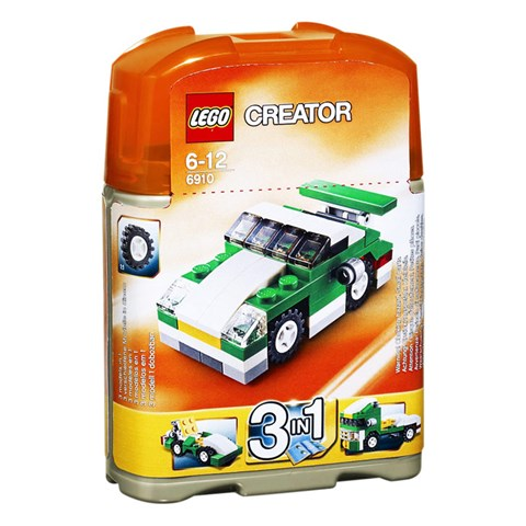 Do choi LEGO 6910 - Xep hinh Xe Hoi The Thao Mini
