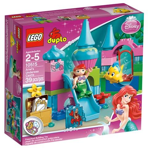 Lego 10515 - Bo xep hinh Ariel's Undersea Castle