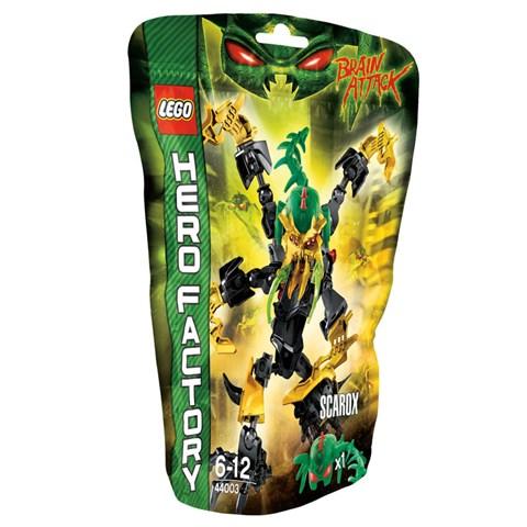 LEGO 44003 Hero factory Scarox