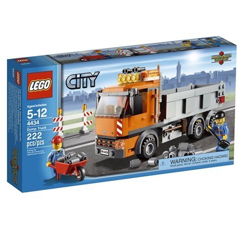 LEGO 4434 City - Xe ben Tipper Truck